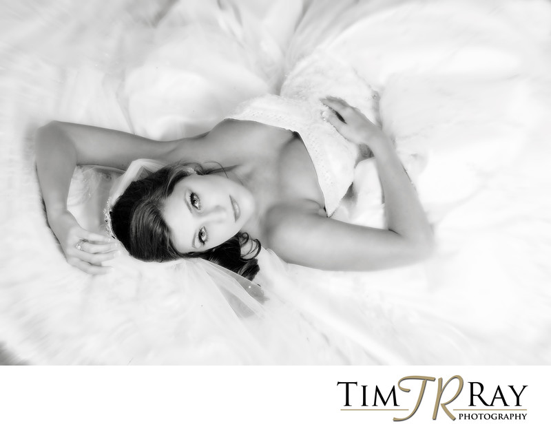 WV Bridal Portrait Photographer - Tim Ray Photography