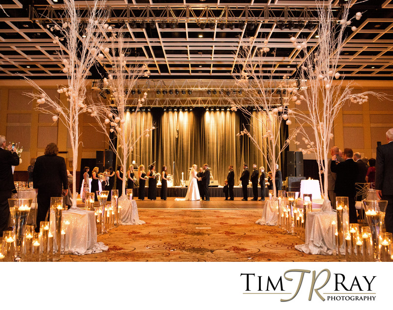 Waterfront Place Hotel Wedding Photographer - Tim Ray