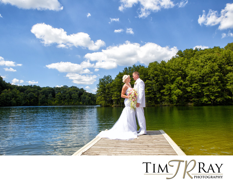 Lake Stephens Wedding Photographer