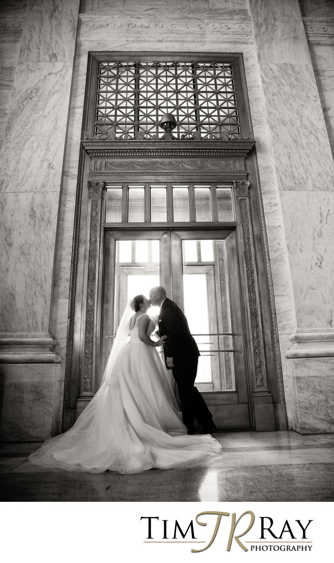 WV Capitol Wedding - Tim Ray Photography