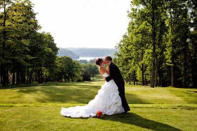 Lakeview Resort Wedding - Tim Ray Photography