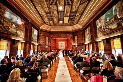 WV Room at Stonewall Jackson's Mill Wedding