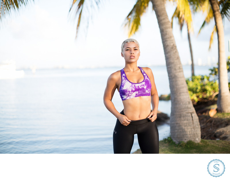 Lifestyle Fitness Photographer Miami