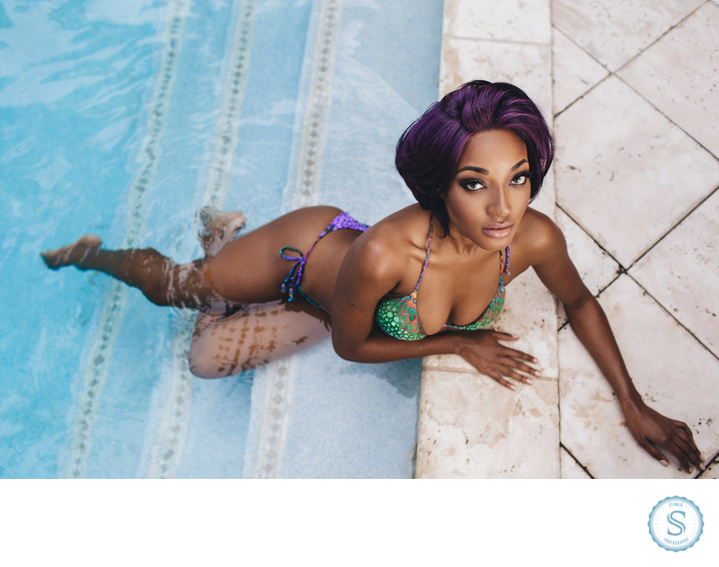 Anastagia Piere Miss Bahamas