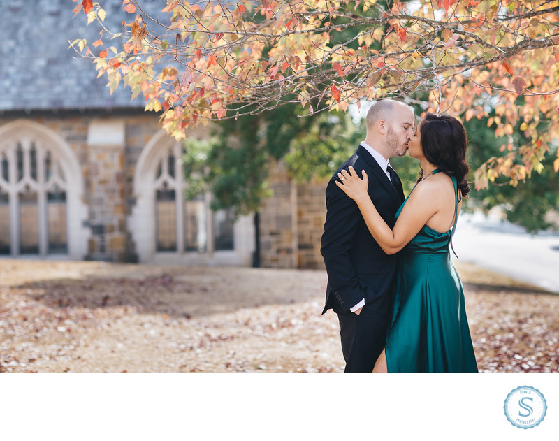 Berry College Engagement Photos