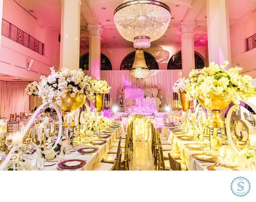 Exchange Ballroom Wedding Luxury