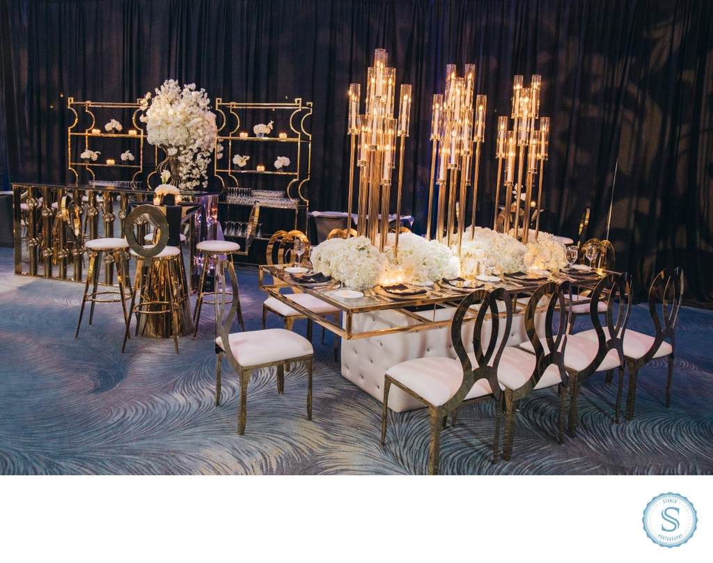 Luxury Reception Decor