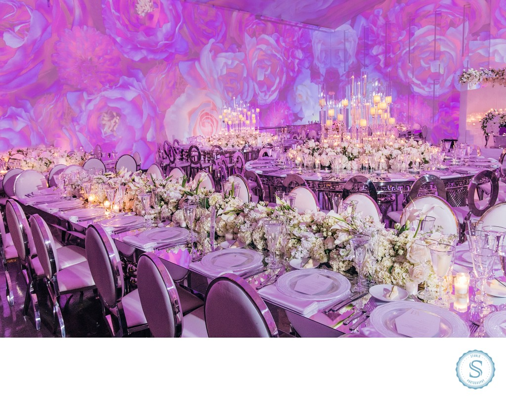 Wedding Decor Temple House Mapping