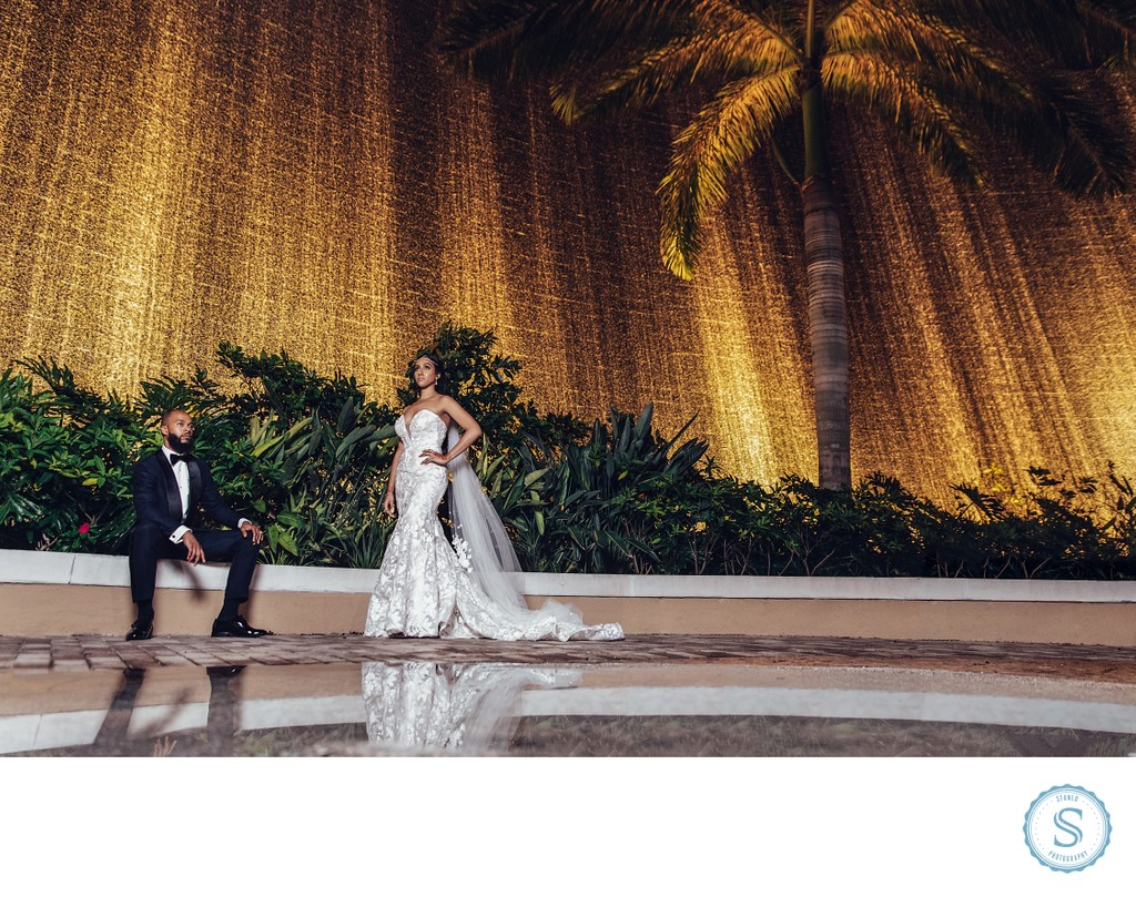 Bahamar Hyatt Wedding
