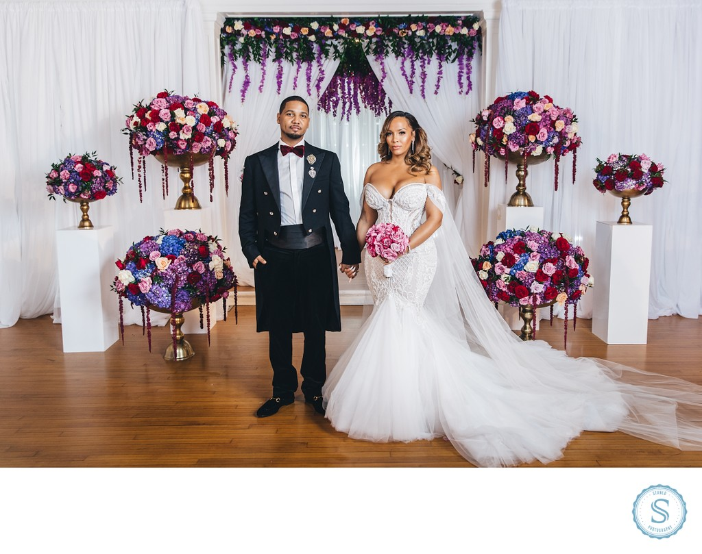 Kimbella Juelz Wedding