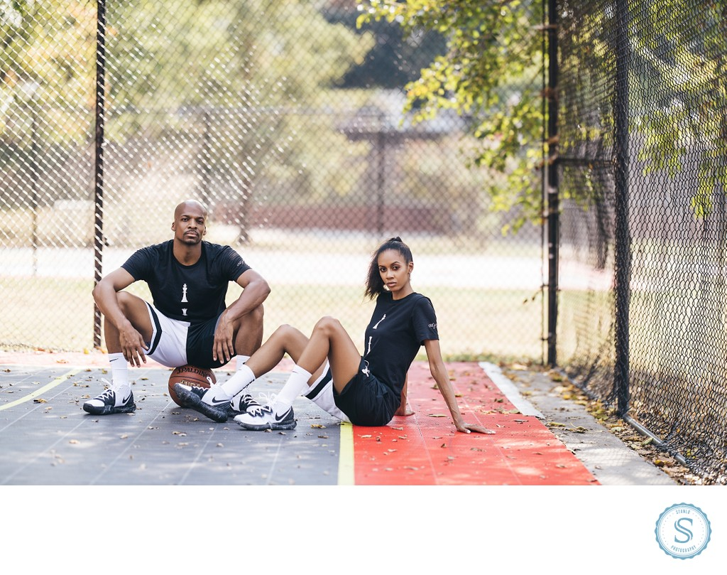 Love And Basketball Engagement