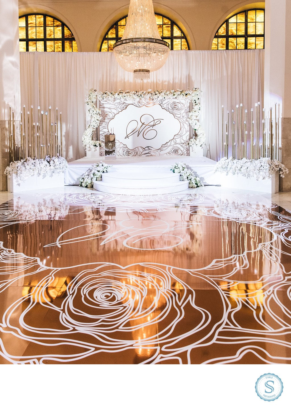 Luxury Wedding Dancefloor