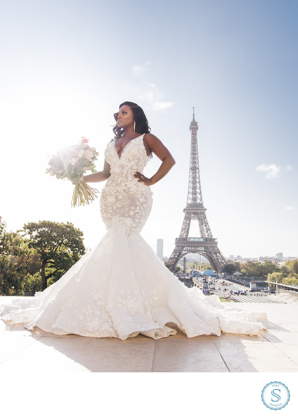 Best Paris Wedding Photos