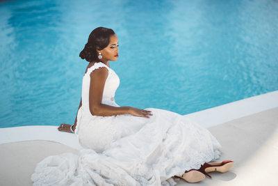 Bahamas Bridal Portraits