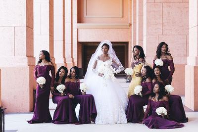 Shaunae Miller Wedding Atlantis.