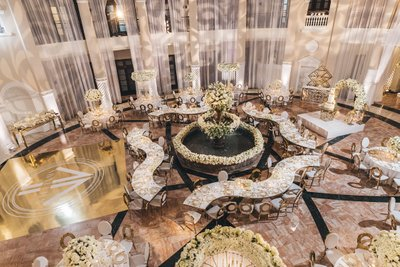 Colonnade Luxury Wedding Gables