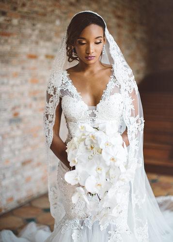 Bahamas Bride Wedding