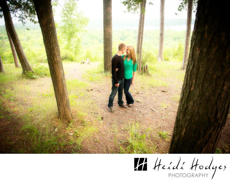 Woodland engagement