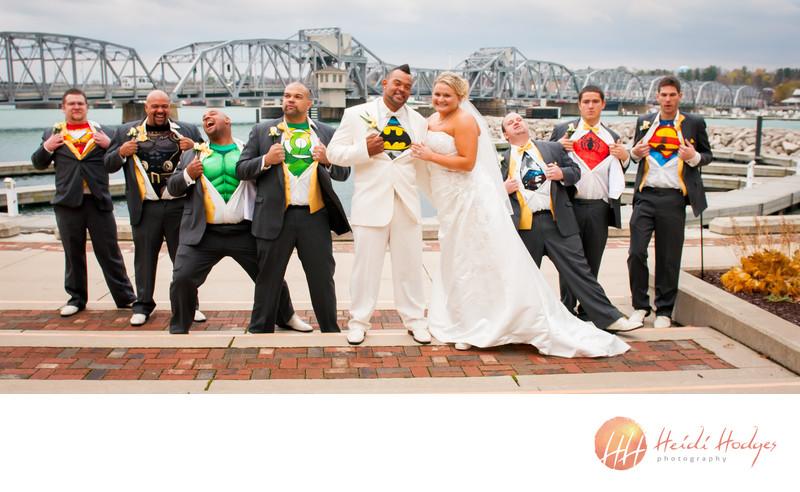 Stone Harbor Superheros