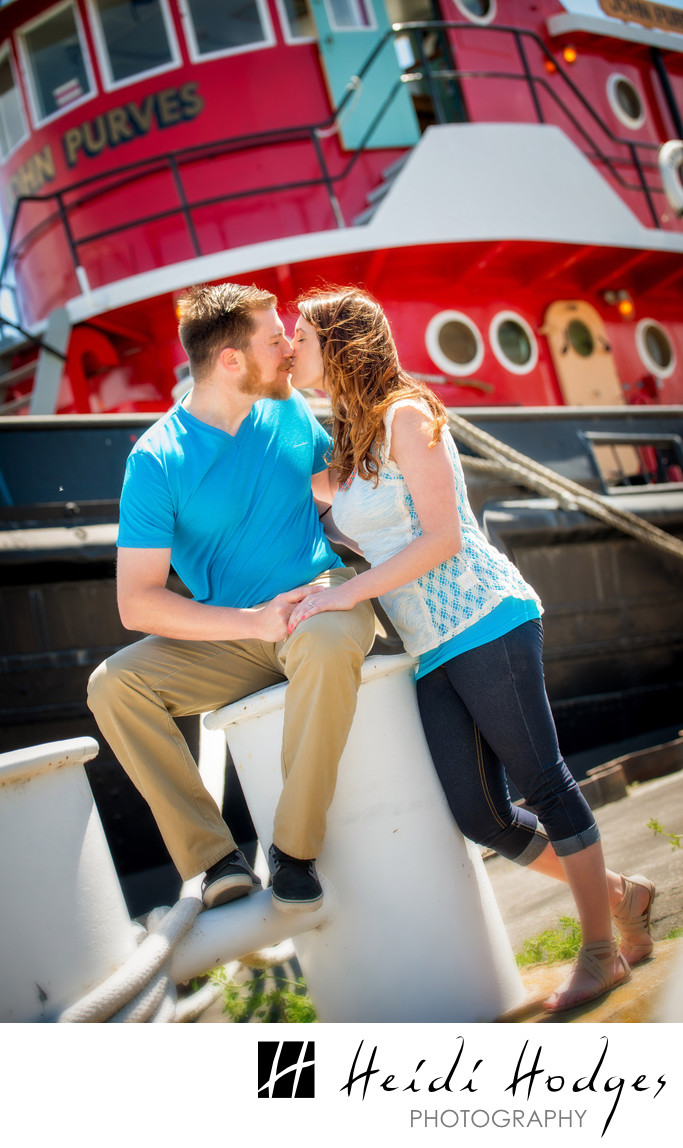 Tugboat Engagement