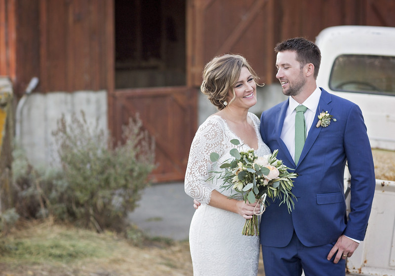 Isn't she lovely - Raleigh Barn Wedding