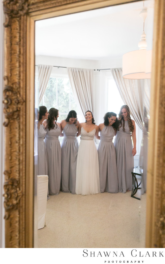 reflections - Raleigh wedding photographer