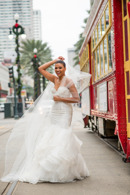 New Orleans Styled Shoot Bourbon Street