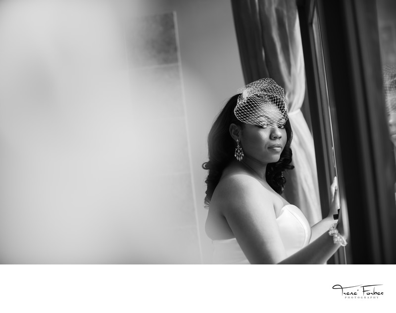Inn at the Colonnade Wedding | Trene Forbes Photography