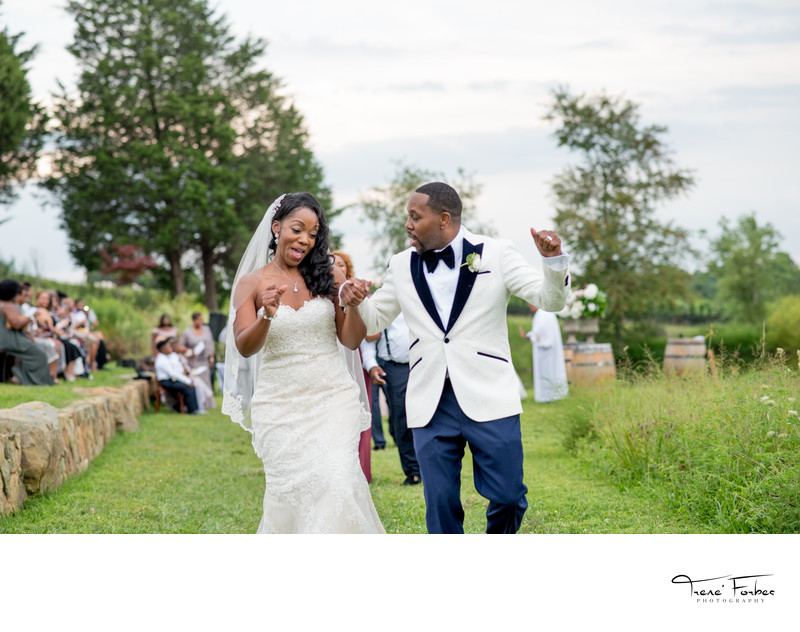 Stone Tower Winery Wedding | Trene Forbes Photography
