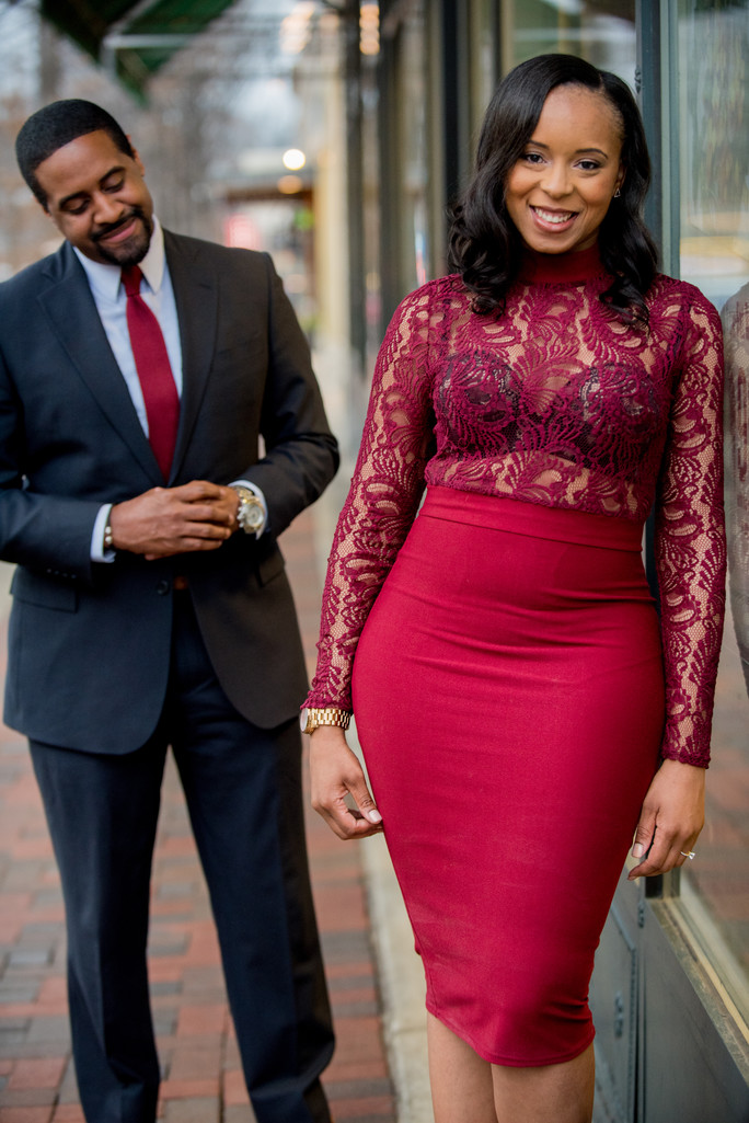 Bethesda MD Engagement Session