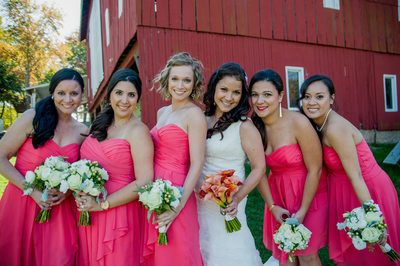 Wedding at Smokey Glen Farm