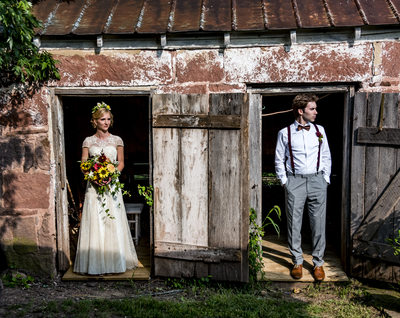 Rocklands Farm Wedding