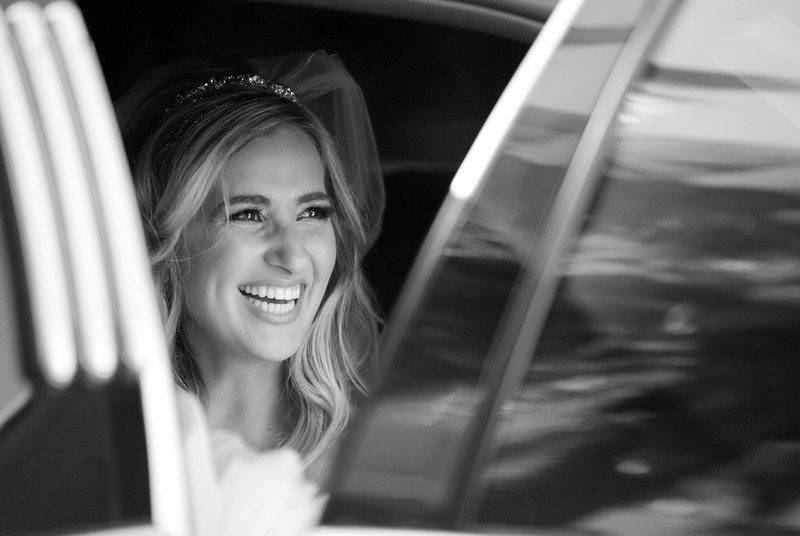Los Angeles Wedding Photographer Candid Moment of Bride