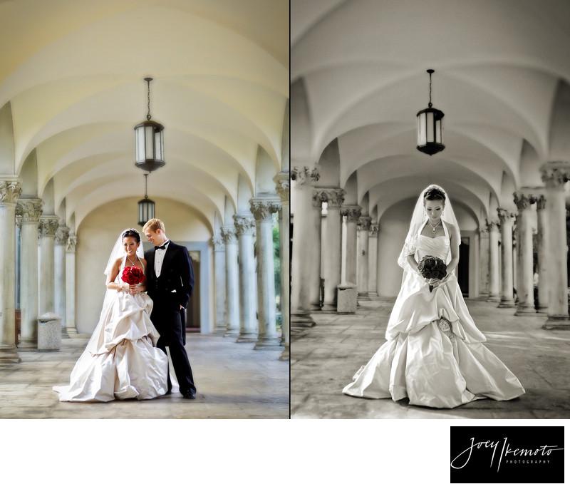 Cal poly wedding photography