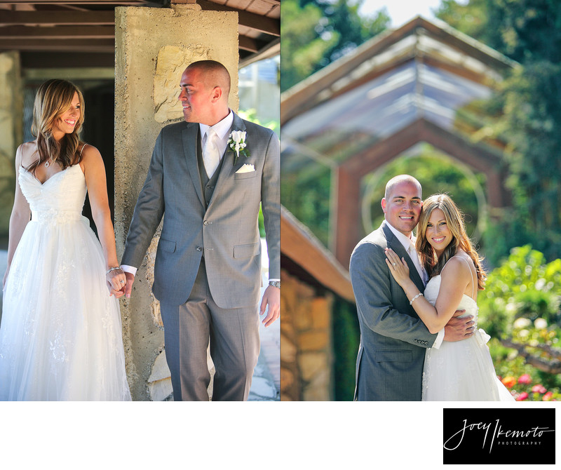 Wayfarers Chapel weddings, Palos verdes