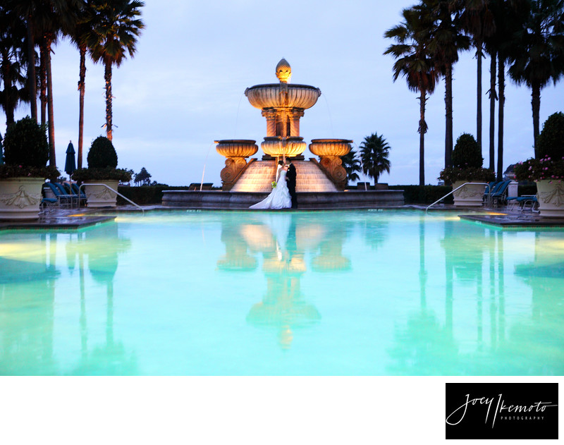 St. Regis Resort, Monarch Beach Wedding 03