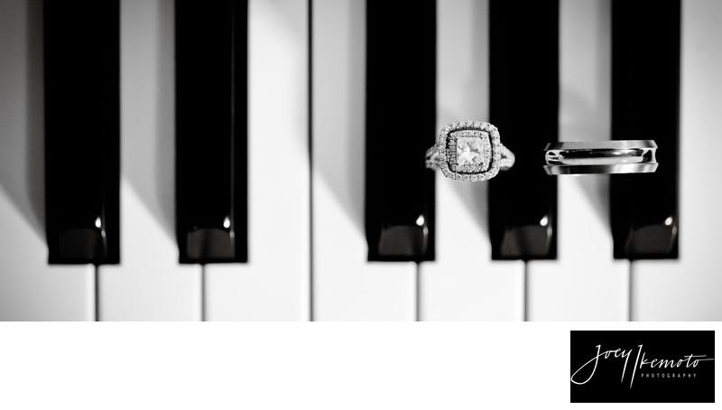 Los Angeles Wedding Photographer Wedding Rings