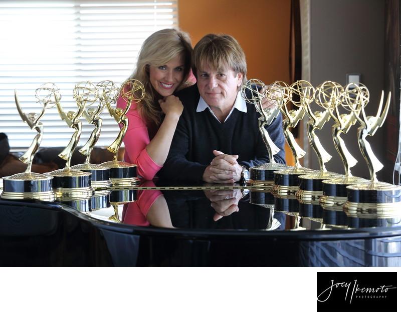 Emmy award Photography,
