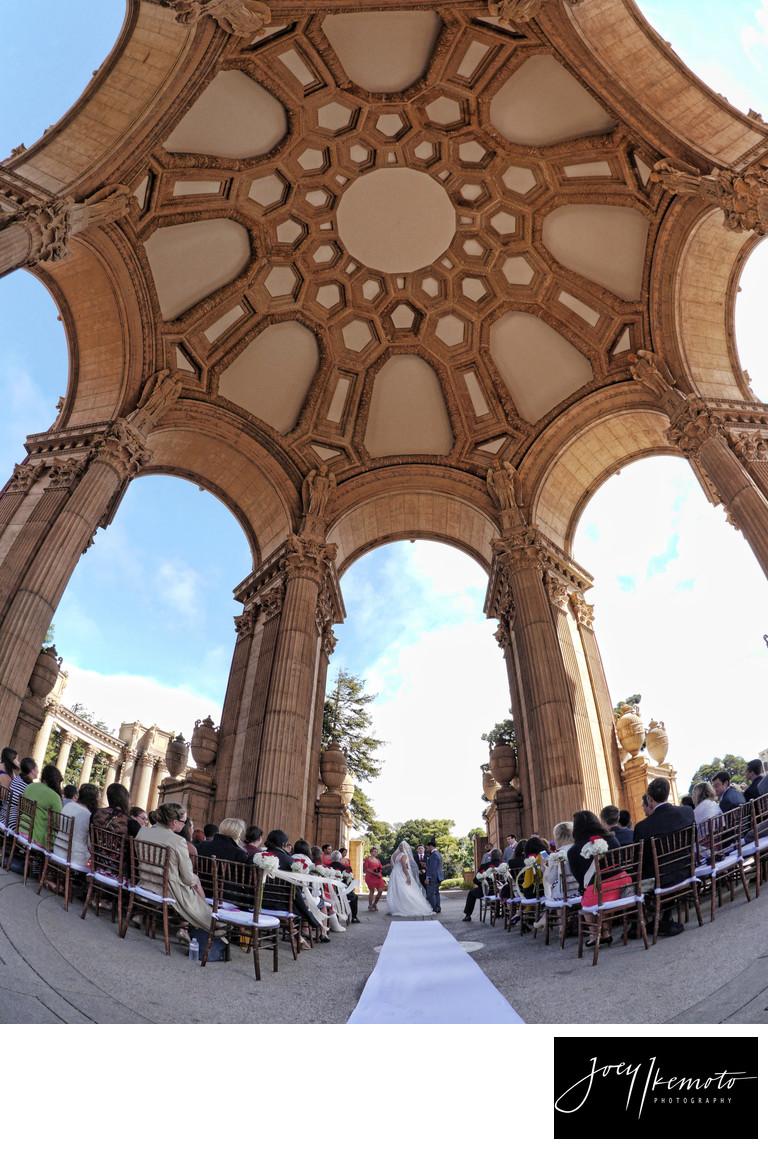 Palace of fine arts San Fransico