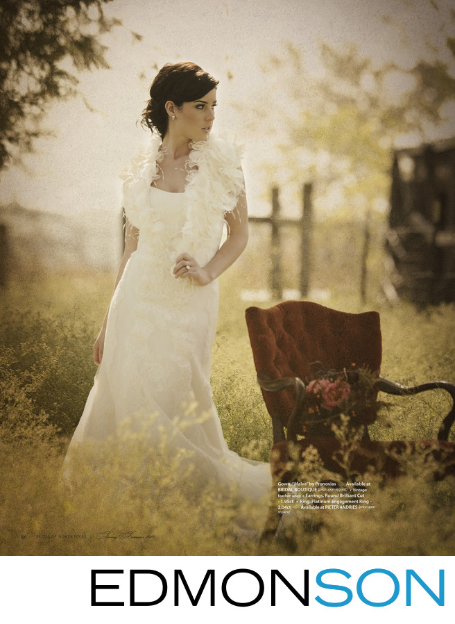 Wedding Dress Feature In Brides Of North Texas