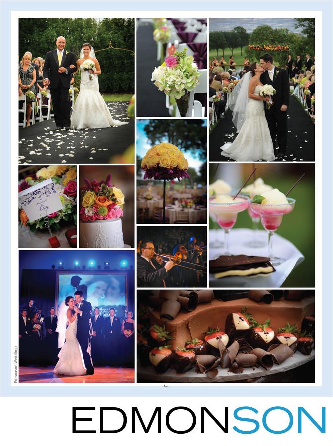 Brides of North Texas - Real Wedding At DAC