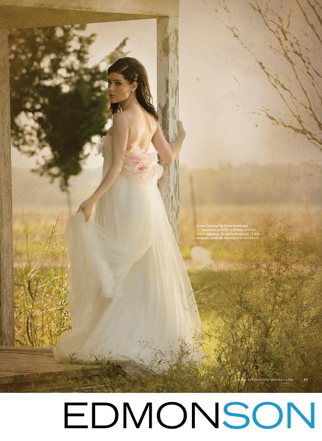 Wedding Magazine Feature Brides Of North Texas