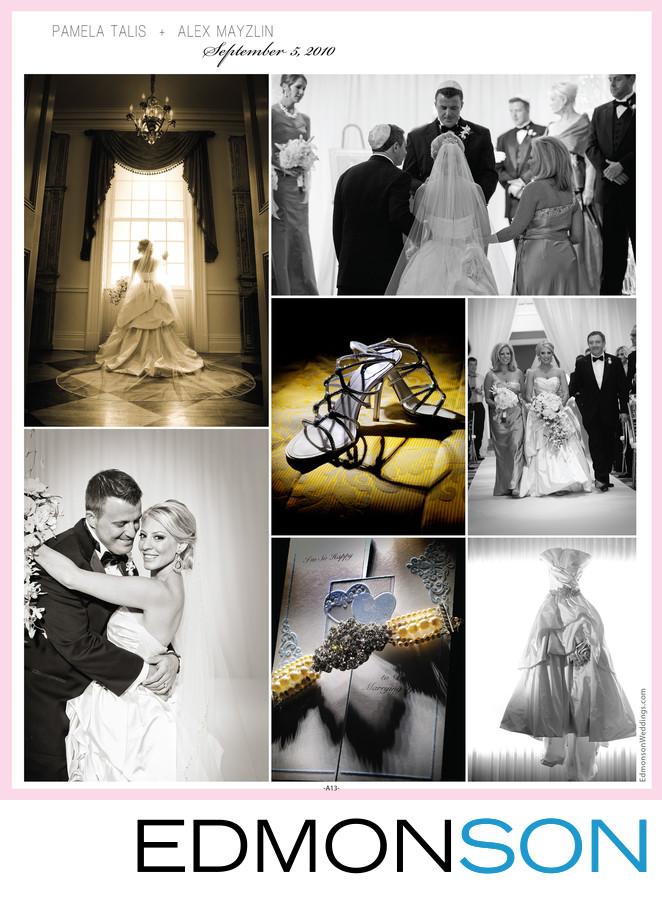 Jewish Wedding At Ritz-Carlton, Dallas Is Gorgeous