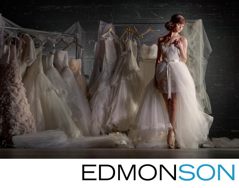 Wedding Dresses At Bass Hall In Ft Worth TX