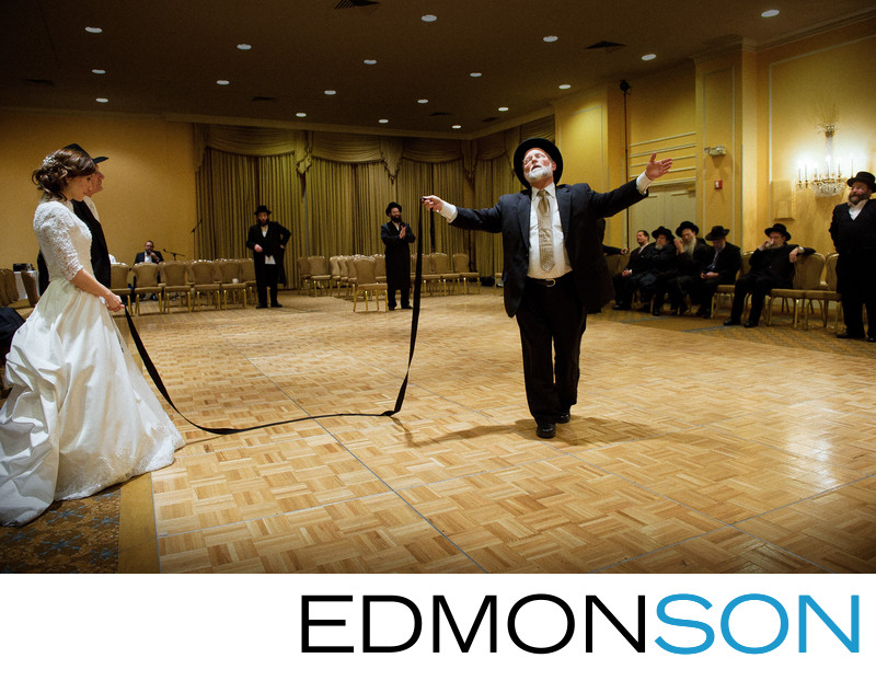 Orthodox Jewish Mitzvah Tantz In Dallas