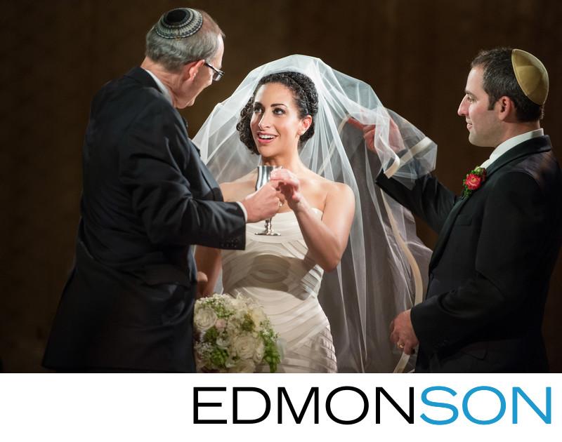 Todd Events Jewish Wedding At Ritz Dallas