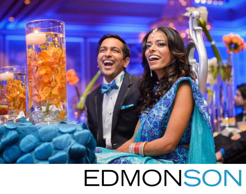 Punjabi Indian Wedding At Dallas Anatole