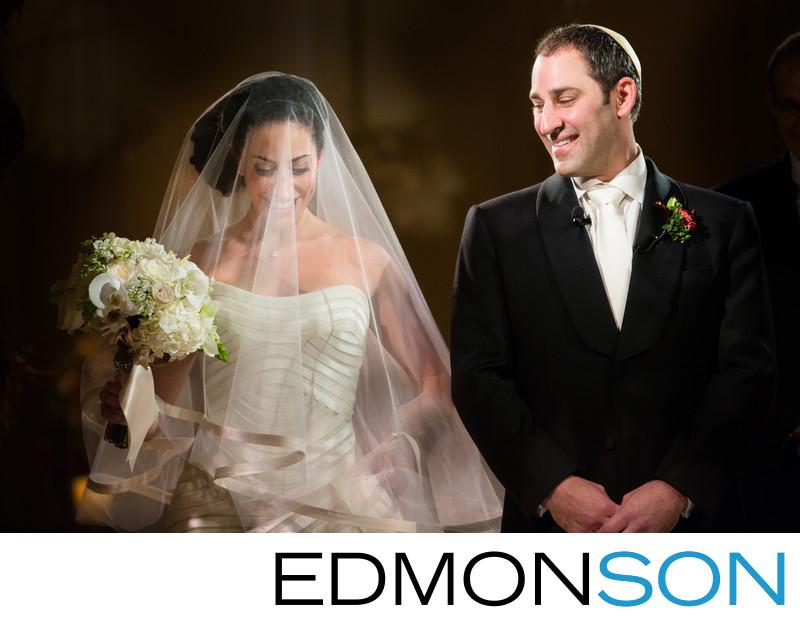 Jewish Bride Circles Happy Groom At Ritz Todd Events