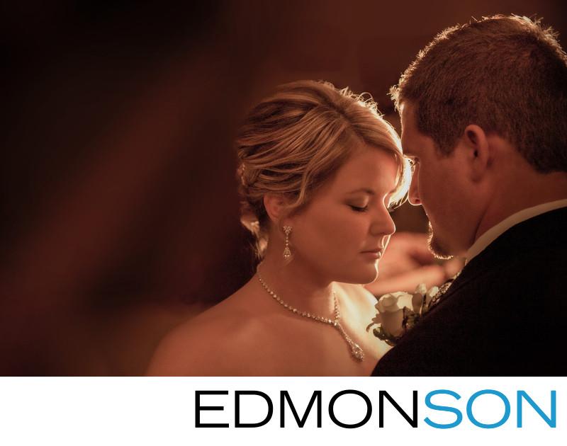 Prestonwood Wedding Photo Is Romantic