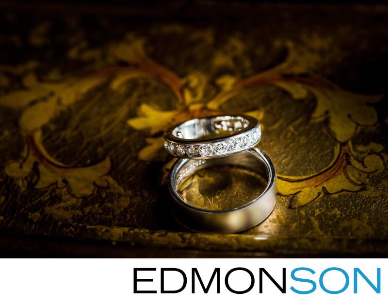 Wedding Rings At Hotel ZaZa Last Czar Magnificent 7